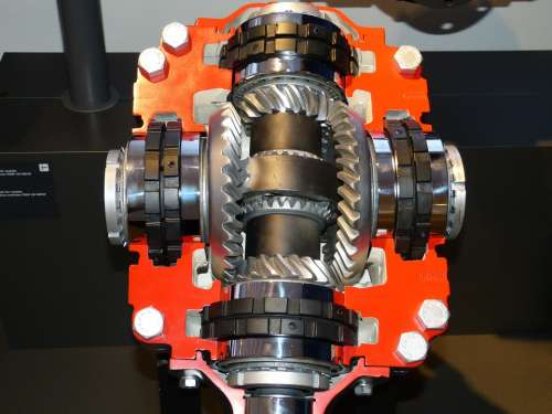 Transmission Gear Gears Industry Mechanics