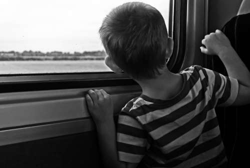 Traveling Travel Train Trip Time Car Vehicle