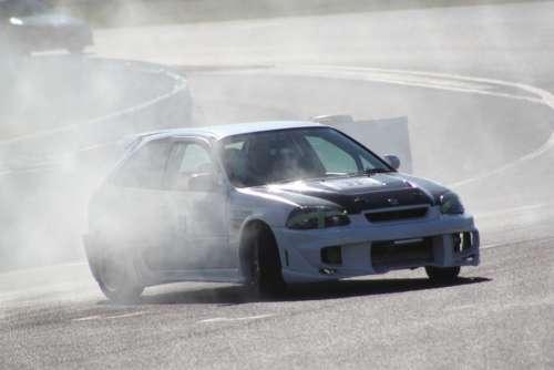 Tsukuba Circuit Driving Society Race Automotive