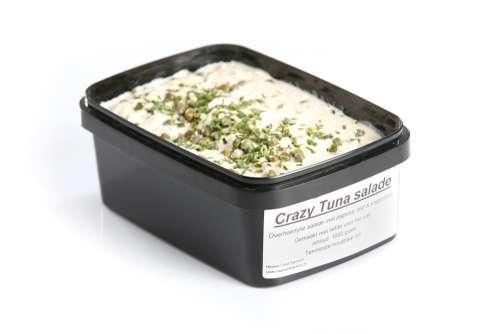 Tuna Salad Salad Fresh Bake