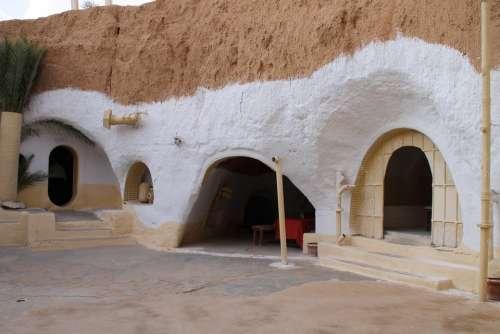 Tunisia Old Architecture Culture Stone History
