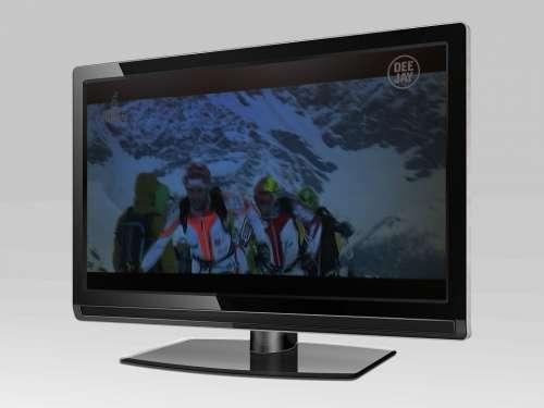 Tv Lcd Television Screen Monitor