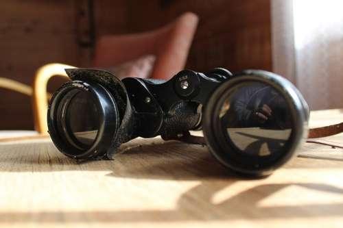 Twins Object Binoculars
