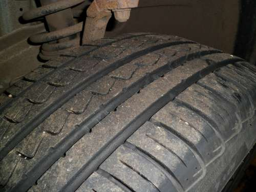 Tyre Tread Car Automobile Transport Tyres Vehicle
