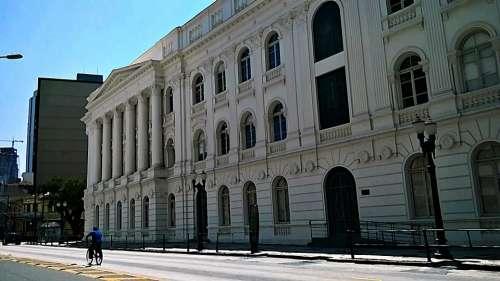 Ufpr University Curitiba Paraná Brazil