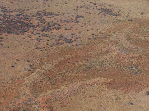 Uluru Ayers Rock Australia Outback Landscape