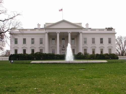 United States White House Washington Dc Executive