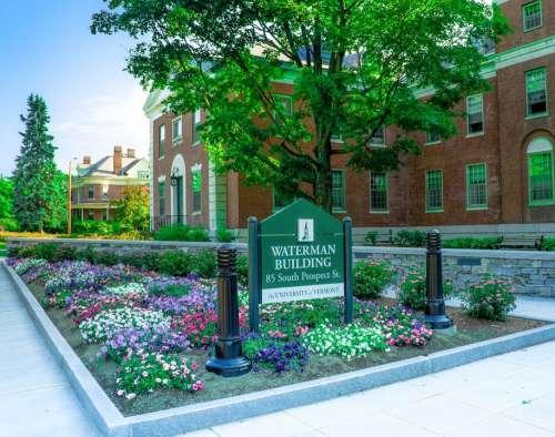 University University Of Vermont Burlington Vermont