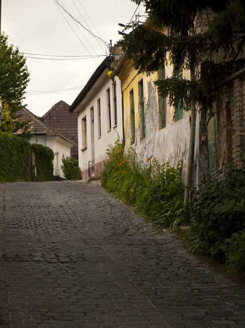 Vac Street View Hungary