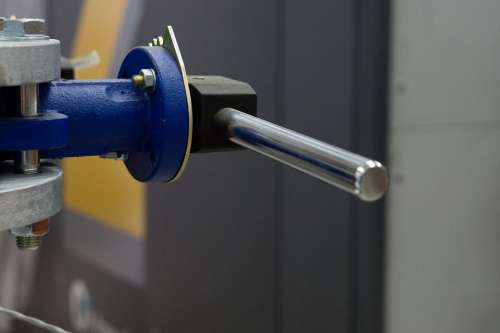 Valve Faucet Blue Stainless Steel