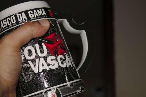 Vasco Da Gama Mug Football Team Carioca Team