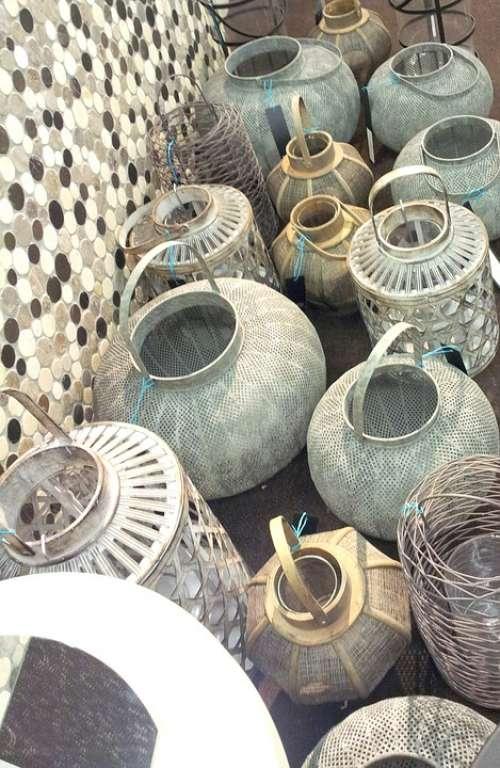 Vases Interior Styling Decoration