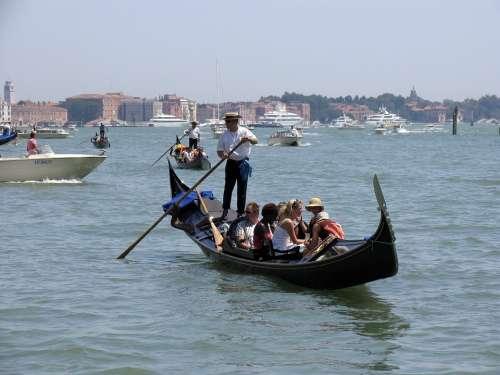 Venice Italy Lagoon