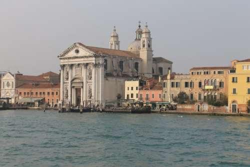Venice Channels Giudecca