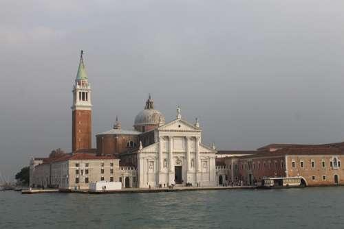 Venice Channels Grey Giudecca