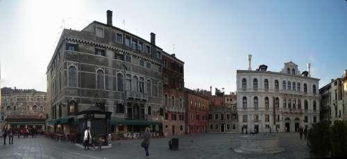 Venice Field Plaza Maria Formosa