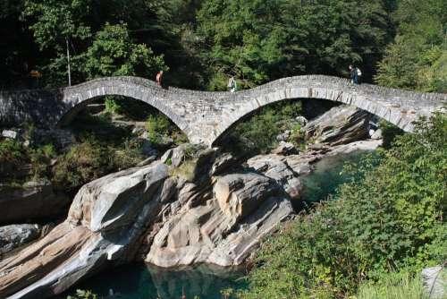 Valle Verzasca Verzasca Lavertezzo Ticino