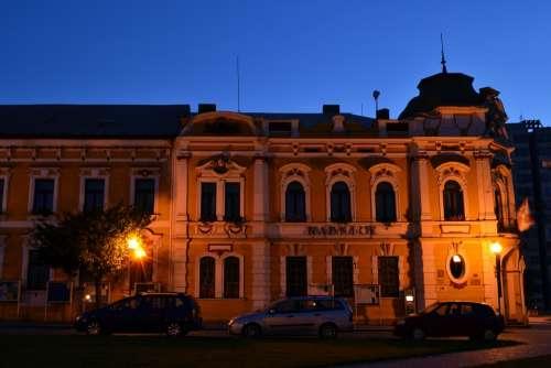 Veselí Nad Lužnicí Town Hall City