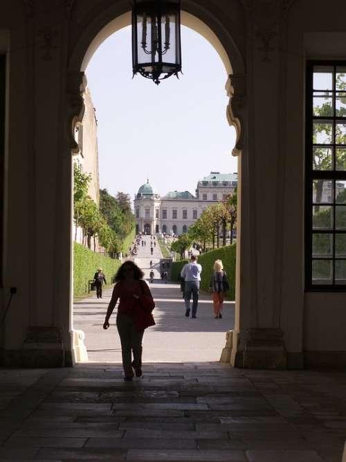 Vienna Belvedere Baroque Austria