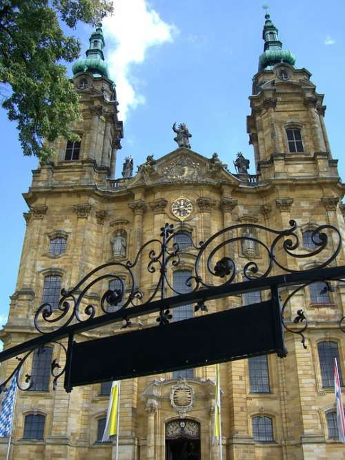Vierzehnheiligen Basilica Mainfranken