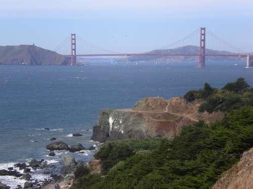 View Golden Gate San Francisco