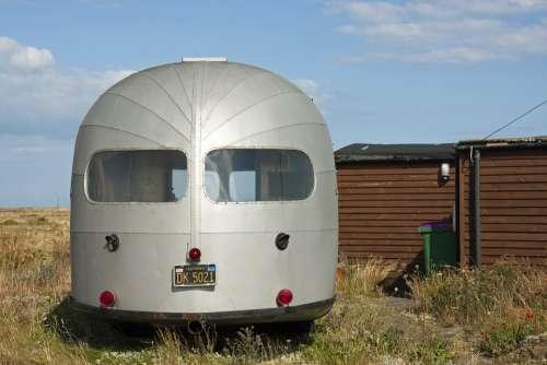 Vintage Airstream Caravan Airstream Trailer Caravan