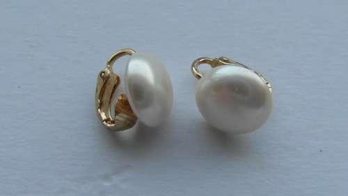 Vintage Pearl Drop Earrings Earrings Pearl Drop