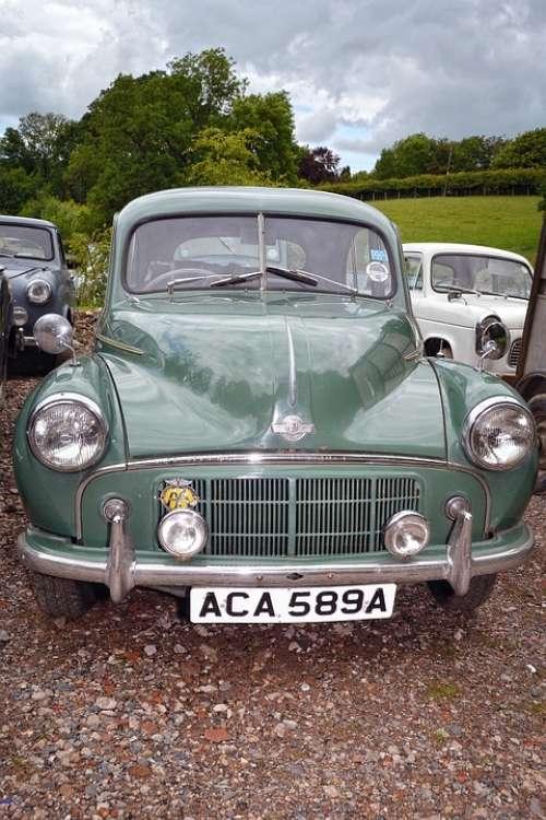 Vintage Car Old Retro Auto Travel Vehicle