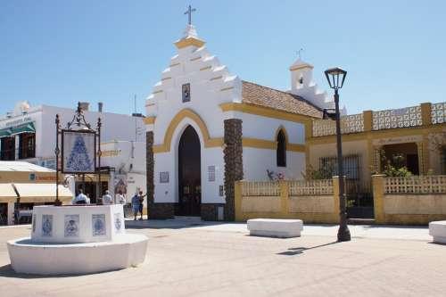 Virgen Del Carmen Chapel Chapel Plaza