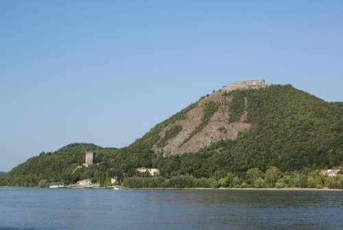 Visegrád Hungary Danube