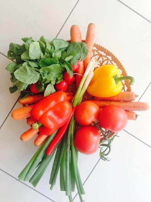 Vitamins Fruit Healthy Food Fresh