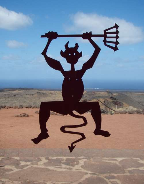 Volcano God Lanzarote Landmark Teide National Park