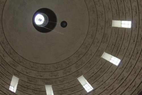 Völkerschlachtdenkmal Leipzig Dome Architecture