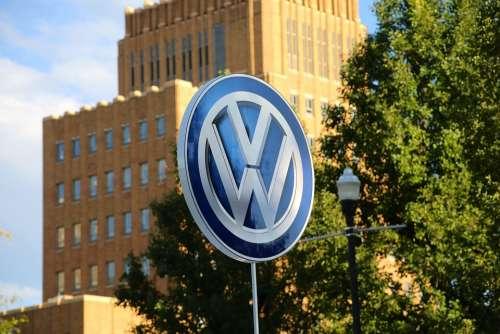 Volkswagen Vw Car Vehicle Automobile Auto Logo