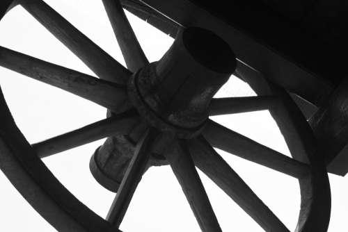 Wagon Wheel Wheel Wooden Wheel