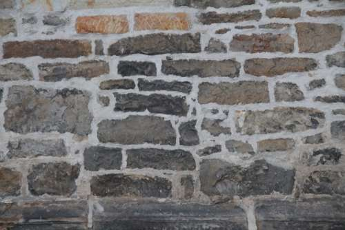Wall Texture Background Begrenzun G Stones Bricked