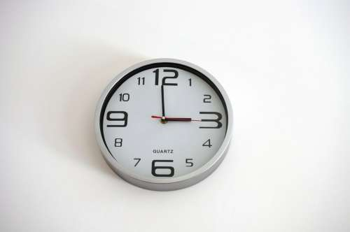 Wall Clock Time Hours Minutes Seconds Late Early