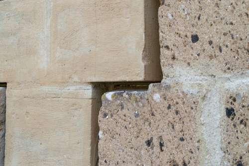 Wall Tuff Detail