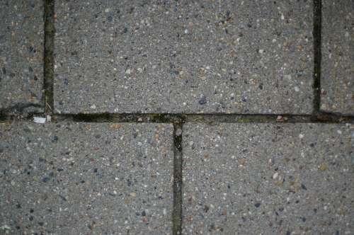 Wall Grey Patch Stone Ground