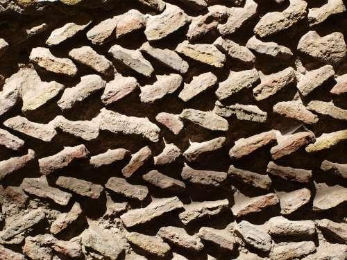 Wall Bricks Old Pattern Antique Texture