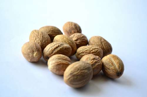 Walnuts Nuts Food Snack Ingredient Vegetarian