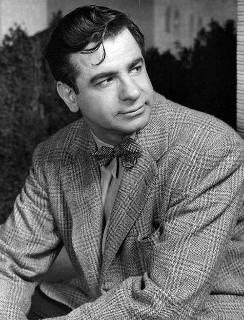 Walter Matthau Actor Motion Pictures Movies Vintage