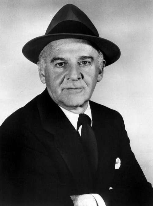 Walter Winchell American Newspaperman Journalist