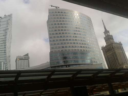Warsaw Poland Building