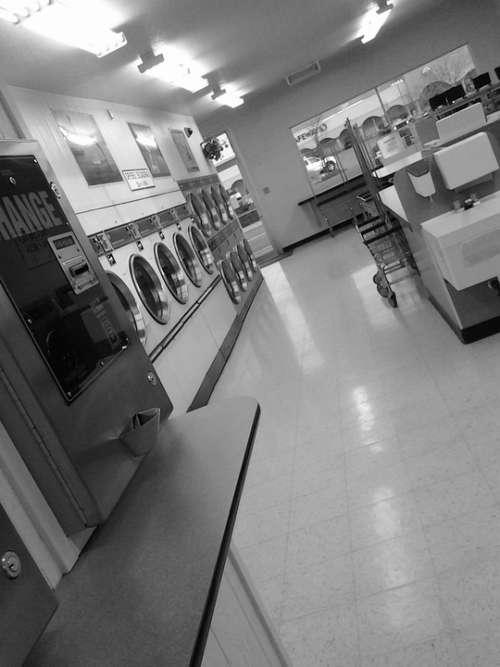 Washing Room Washing Washroom Spinner-Washer