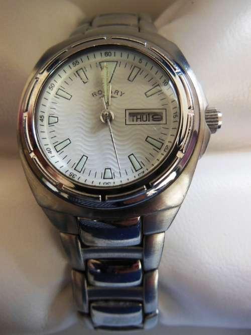 Watch Hands Time Wrist Watch Clock Minutes