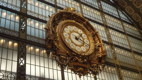 Watch D'Orsay Paris Time Of Day