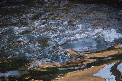 Water Mehaigne Movement River Nature Flow