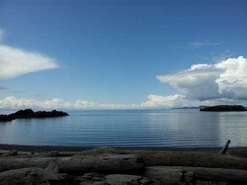 Water Ocean Sea Blue Nature Sky Ripple Lake