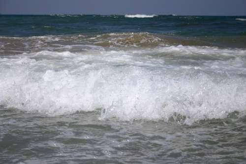 Water Beach Crete Greece Holidays Holiday